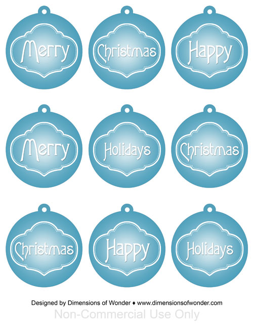 Printable-Christmas-Ornaments-Free-Blue
