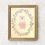 Little Bear Printable Art